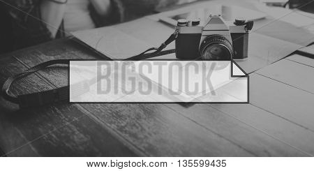 Photgrapher Camera Travel Destination Concept