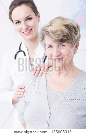 Every Patient Feels Safe In Her Hands