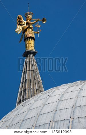 Basilica Of Saint Anthony Of Padua In Padua, Italy