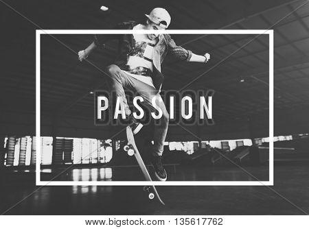 Lifestyle Enjoyment Fun Passion Leisure Concept