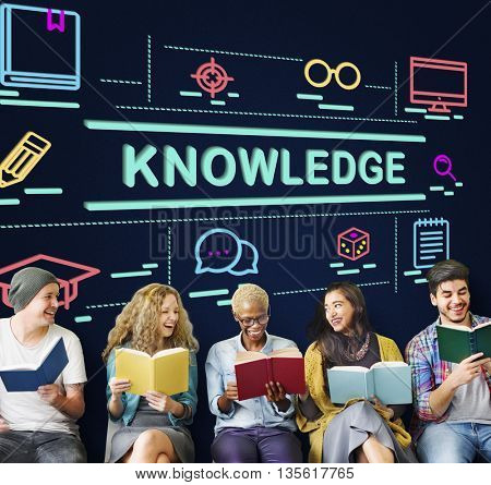 Knowledge College Education Insight Intelligence Concept