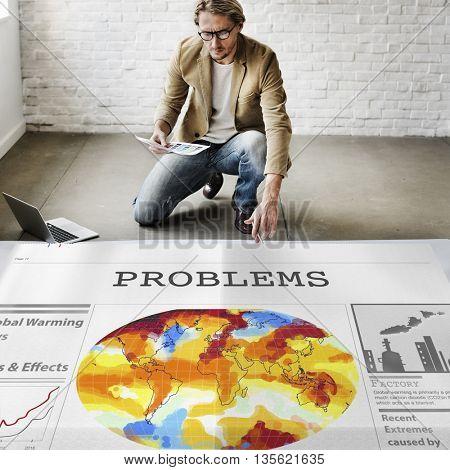 Problem Solving Method Process Solution Plan Concept