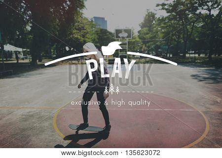 Play Entertainment Activity Fun Enjoyment