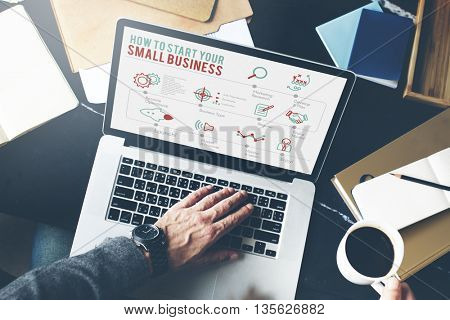 Business Startup Planning Management Project Concept