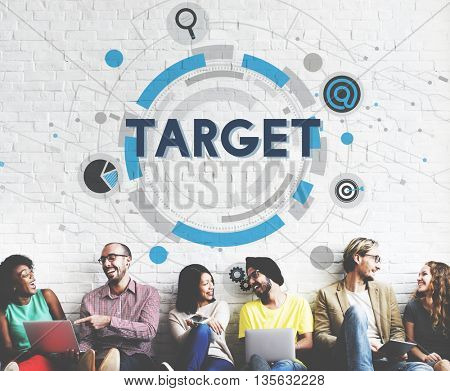 Target Mission Goal Aim Inspiration Concept