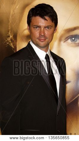 Karl Urban at the Los Angeles premiere of 'The Curious Case of Benjamin Button' held at the Mann Village Theater in Westwood, USA on December 8, 2008.