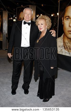 Doris Roberts at the Los Angeles premiere of 'The Curious Case of Benjamin Button' held at the Mann Village Theater in Westwood, USA on December 8, 2008.