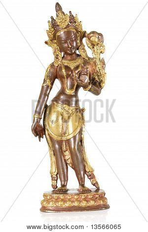 Statuette Of Parvati