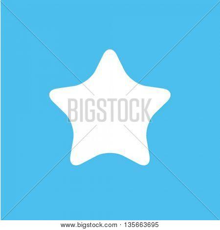 round star icon