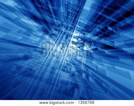 Ciberespacio azul