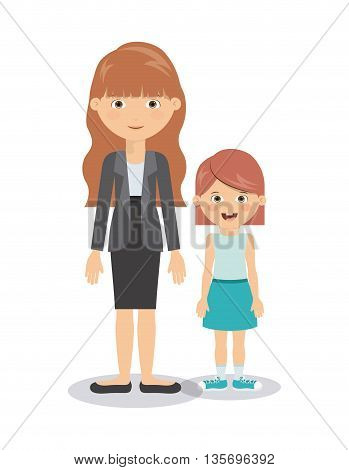 family members design, vector illustration eps10 graphic