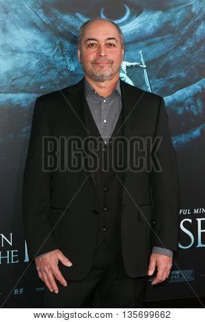 NEW YORK-DEC 7: Screenwriter Charles Leavitt attends the New York premiere of