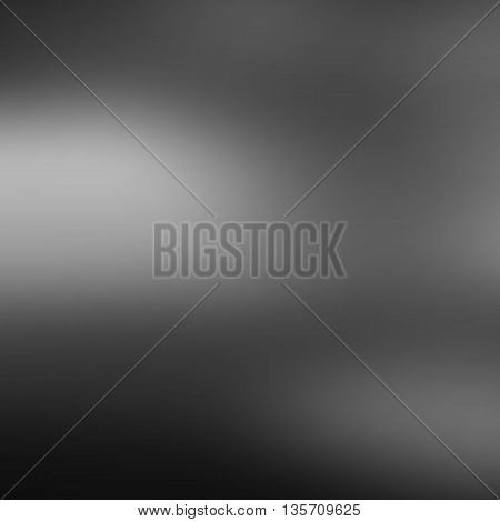 vector abstract grey background with blurred shapes and spots