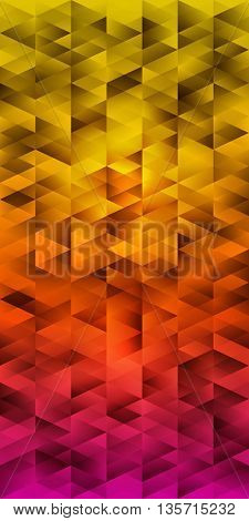 Presentation Design Vertical Banner Flyer Layout Background27