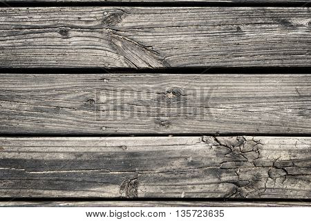 Wood Plank Floor Grunge Background Texture