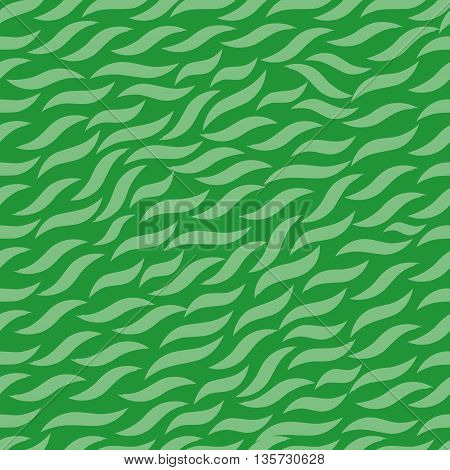 Wave seamless pattern background. Blue waves. Graphic vector background with waves.
