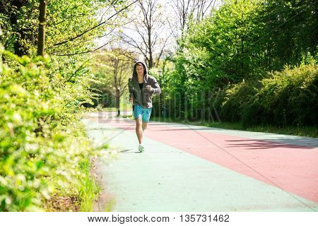 Jogging For Health