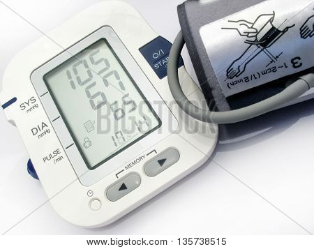 Blood pressure device-new technology