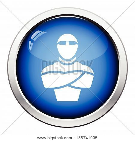 Night Club Security Icon