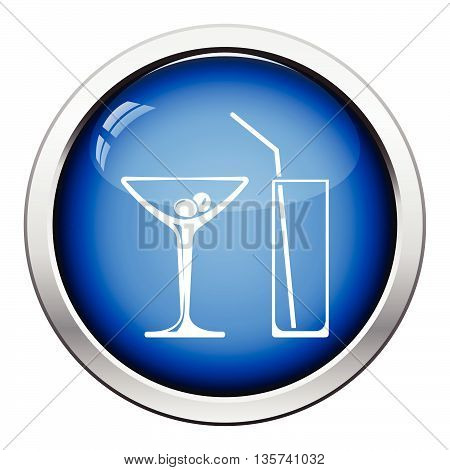 Coctail Glasses Icon