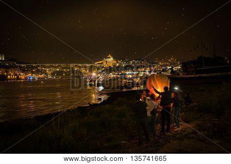 Festival Of St John Of Porto