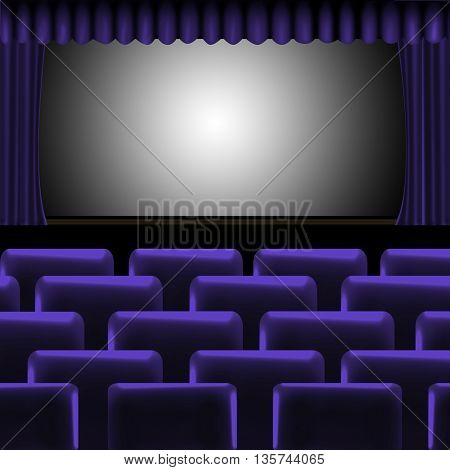 theater-cinema background