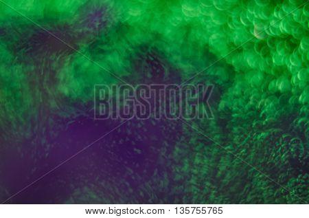 abstract background bokeh circles