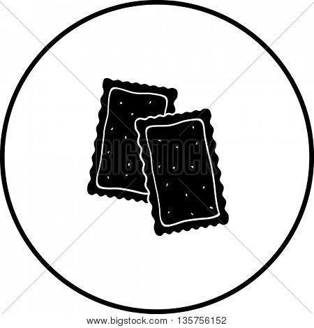 toaster pastries symbol