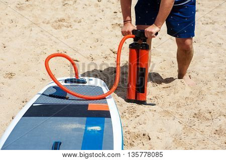 Sup Stand Up Paddle Board Pump