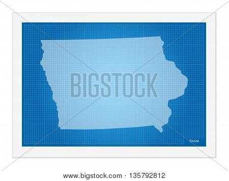 Iowa On Blueprint