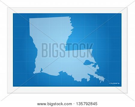 Louisiana On Blueprint