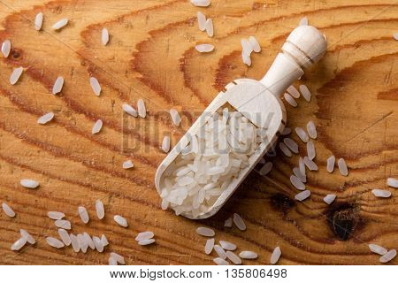 Rice With Scoop