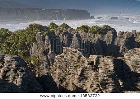 Punakaiki Pancake Rock, New Zealand