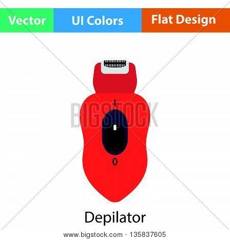 Depilator Icon