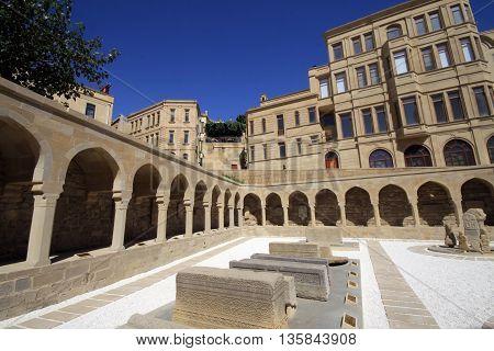 Ichari Shahar, Inner city of Baku, Azerbaijan