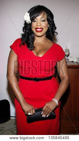 Niecy Nash at the Essence Black Women in Hollywood Luncheon held at the Beverly Hills Hotel in Beverly Hills, USA on February 19, 2009.