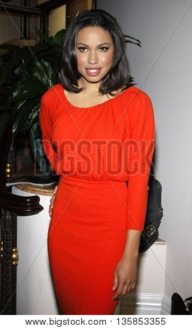 Jurnee Smollett at the Essence Black Women in Hollywood Luncheon held at the Beverly Hills Hotel in Beverly Hills, USA on February 19, 2009.