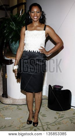 Garcelle Beauvais at the Essence Black Women in Hollywood Luncheon held at the Beverly Hills Hotel in Beverly Hills, USA on February 19, 2009.