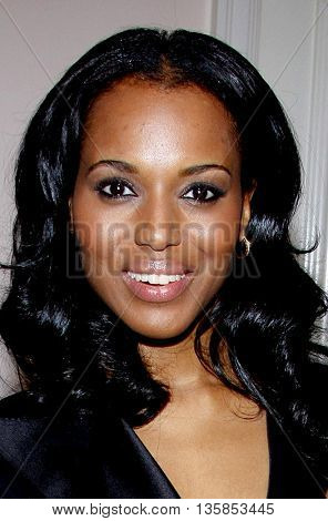 Kerry Washington at the Essence Black Women in Hollywood Luncheon held at the Beverly Hills Hotel in Beverly Hills, USA on February 19, 2009.