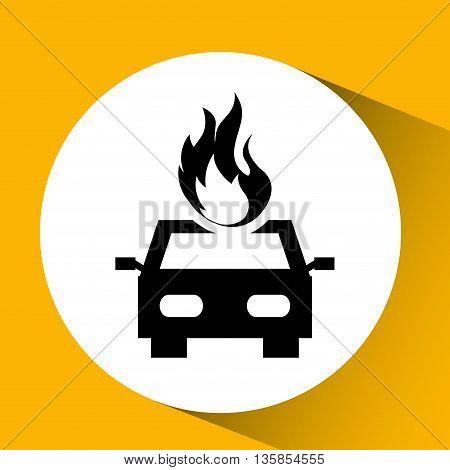 insurance concept design, vector illustration eps10 graphic