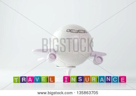 Travel Insurance Concept
