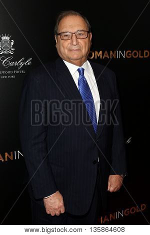 NEW YORK-MAR 30: Lawyer Abraham Foxman attends the