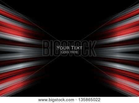 abstract bright vector background with copy space. Eps10