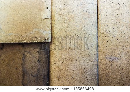 Old wooden panels as a back background