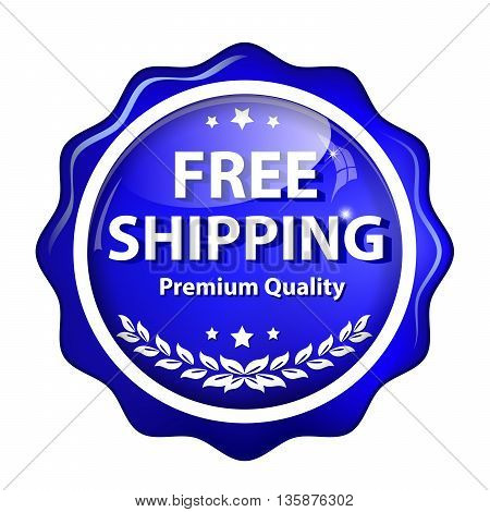 Free Shipping. Premium Quality -  glossy label / button.