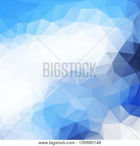 vector geometric abstract background of triangles shapes
