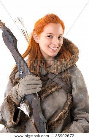 Girl Archer