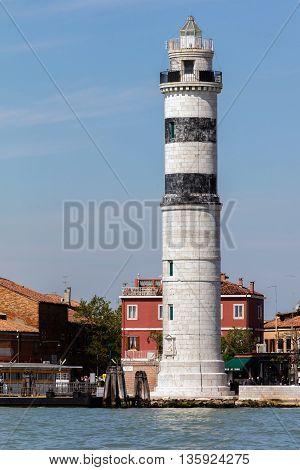 Faro Di Murano Lighthouse