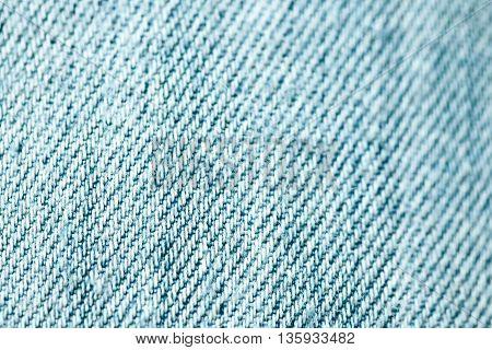 Blue Jeans Textile