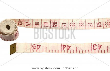 Inches and centimetres
